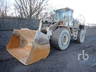 2007 LIEBHERR L576 Wheel Loader
