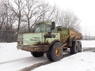 VOLVO BM A25C 6x6 Articulated Dump Truck