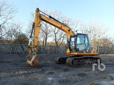 2013 JCB JS130LC Hydraulic Excavator