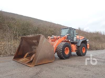 2014 HITACHI ZW310-5B Wheel Loader