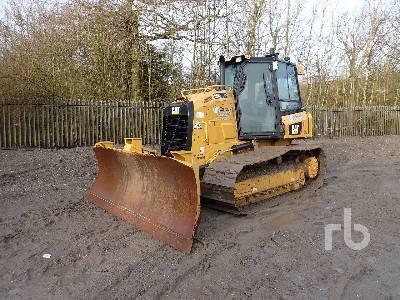 2018 CAT D5K2 LPG Crawler Tractor