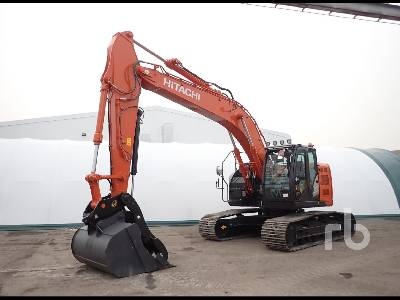 Unused 2021 HITACHI ZX225USLC-6 (Unused) Hydraulic Excavator