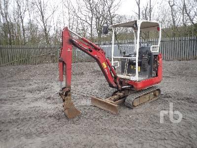 2013 VOLVO EC18C Mini Excavator (1 - 4.9 Tons)