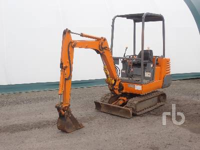 JCB 8014 Mini Excavator (1 - 4.9 Tons)