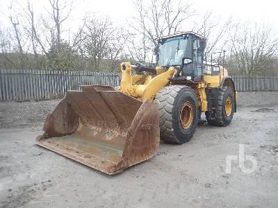2015 CAT 966M Wheel Loader