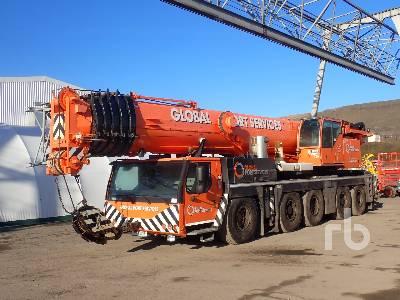 2014 LIEBHERR LTM1220-5.2 220 ton 10x8x10 All Terrain Crane