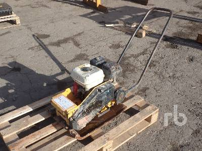 2004 BOMAG BP18/45-2 Plate Compactor