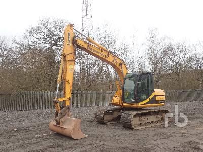 2004 JCB JS130LC Hydraulic Excavator