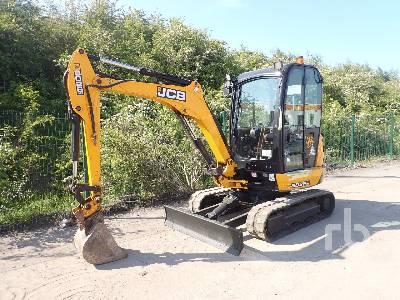2017 JCB 8026 Mini Excavator (1 - 4.9 Tons)
