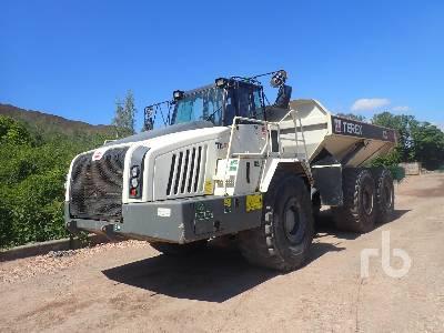 2013 TEREX TA400 6x6 Articulated Dump Truck