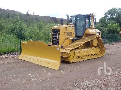 2016 CAT D6N LGP Crawler Tractor