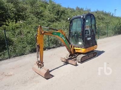 2014 JCB 8016 Mini Excavator (1 - 4.9 Tons)
