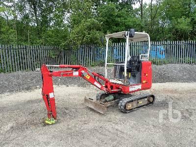 2014 VOLVO EC18C Mini Excavator (1 - 4.9 Tons)