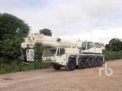 2008 TEREX-DEMAG AC100 100 Tonne 10x8x8 All Terrain Crane