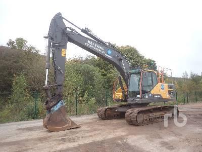 2016 VOLVO EC220EL Hydraulic Excavator