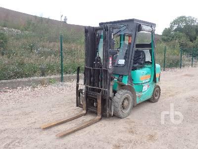 MITSUBISHI FD25K Forklift