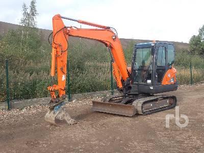 2010 DOOSAN DX55 Midi Excavator (5 - 9.9 Tons)