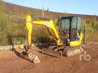 2014 JCB 8026 Mini Excavator (1 - 4.9 Tons)