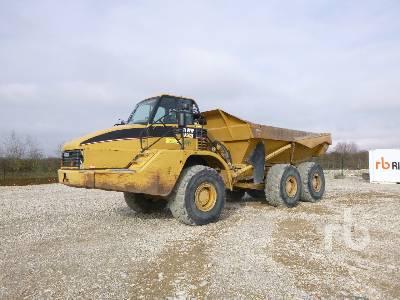 2005 CATERPILLAR 735 Articulated Dump Truck