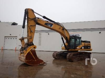 2008 CATERPILLAR 345C LME Hydraulic Excavator