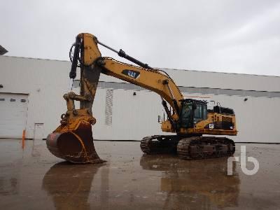 2008 CATERPILLAR 365C Hydraulic Excavator