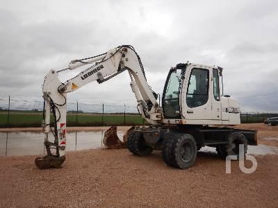 2011 LIEBHERR A 311 LI Mobile Excavator