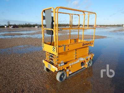 2019 HAULOTTE OPTIMUM 8 AC 5.8 m Electric Scissorlift