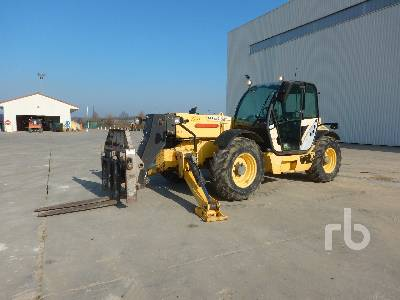 2008 NEW HOLLAND LM1445 Telescopic Forklift