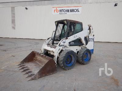 2003 BOBCAT S175 Chargeuse Sur Pneus Skid Steer Loader