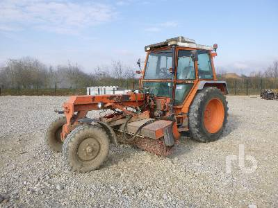 FENDT F360GT 2WD Tractor