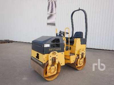 2003 BOMAG BW90AD-2 Tandem Vibratory Roller