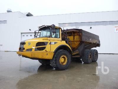 2011 VOLVO A30F Articulated Dump Truck