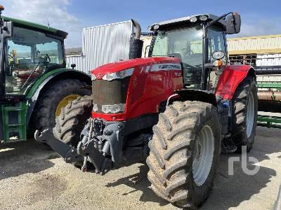2014 MASSEY FERGUSON 7620 Dyna-6 Efficient MFWD Tractor