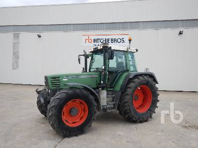 1998 FENDT 515C 4WD Tracteur 4WD Tractor MFWD Tractor