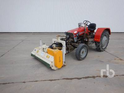 1965 MASSEY FERGUSON 130 2WD Agricultural Tractor 2WD Tractor