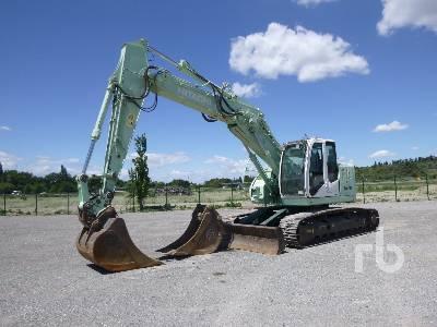 2011 HITACHI ZX225USLC-3 Pelle Sur Chenilles Hydraulic Excavator