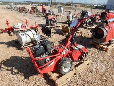 2013 BARRETO E1320H 540 mm Landscape Cultivator