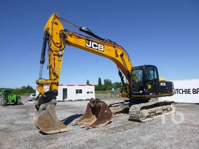 2016 JCB JS210LC Hydraulic Excavator