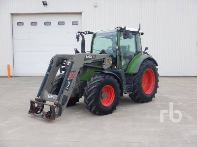 2017 FENDT 311 S4 POWER VA MFWD Tractor