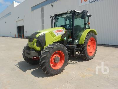 2013 CLAAS AXOS 320CX MFWD Tractor