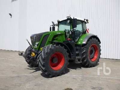 2019 FENDT 826 PROFI PLUS 4WD Agricultural Tractor MFWD Tractor