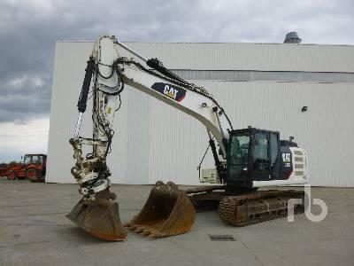 2012 CATERPILLAR 320E Pelle Hydraulique Hydraulic Excavator