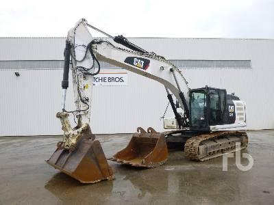2012 CATERPILLAR 329E Pelle Hydraulique Hydraulic Excavator
