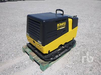 2012 BOMAG BPH80/65 Radio Control Plate Compactor