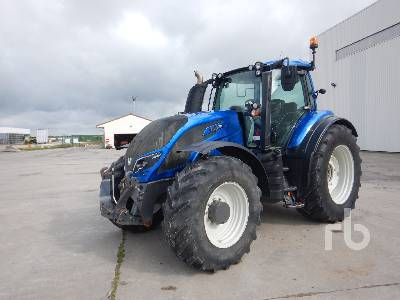 2019 VALTRA T174E ACTIVE 4WD Agricultural Tractor MFWD Tractor