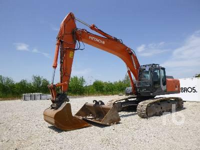 2008 HITACHI ZX280LC-3 Pelle Sur Chenilles Hydraulic Excavator
