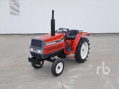 YANMAR FX18 4x2 Tracteur Utilitaire 2WD Utility Tractor