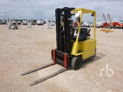 2007 HYSTER A1.00XL Chariot Elevateur Electrique 970 Kg Electric Forklift