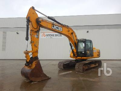 2013 JCB JS210LC Pelle Sur Chenilles Hydraulic Excavator
