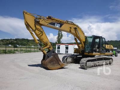 2006 CATERPILLAR 325DL pelle sur chenilles Hydraulic Excavator